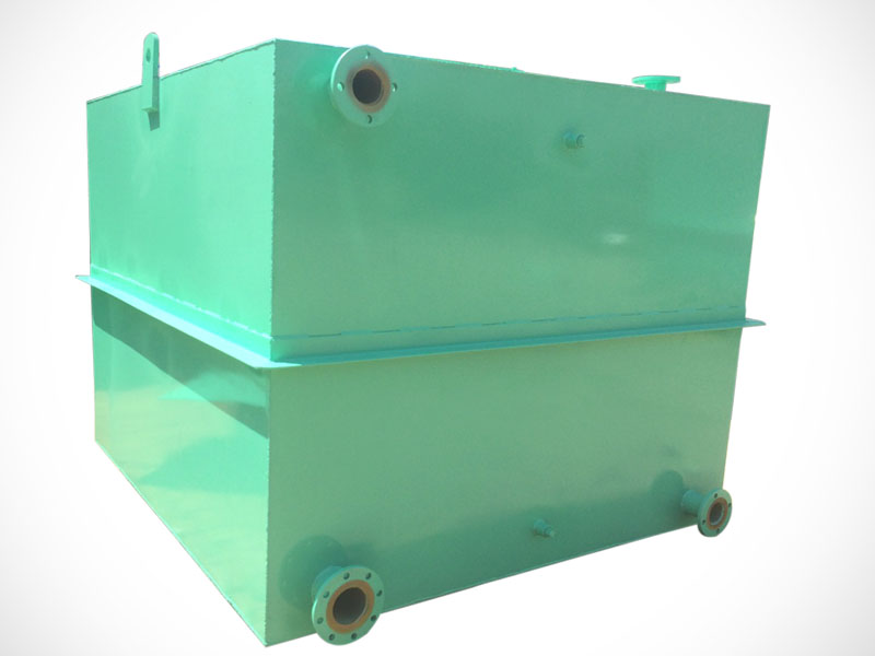 ms square water tank manufacturers